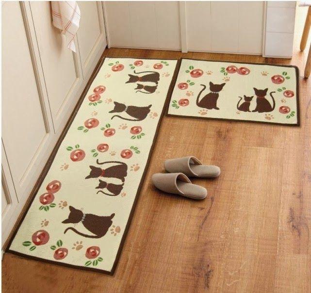 Decorative Kitchen Floor Mats – Kitchen floor mat, when selected and ...