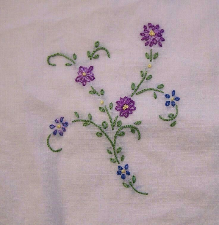 Pin By Gnay Nal On Yapacaklarim Pinterest Embroidery Stitches