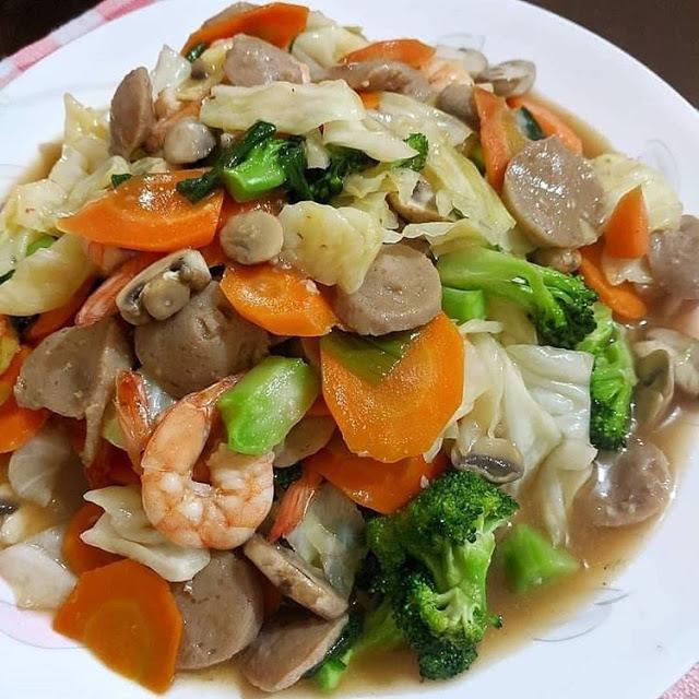 Resep Cara Membuat Capcay Spesial Yang Enak Mudah Praktis Dan Sederhana Resep Masakan Cina Resep Masakan Masakan