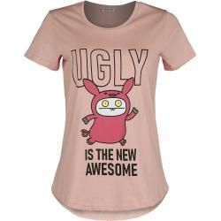 Ugly Dolls Ugly Is The New T-Shirt #girldollclothes