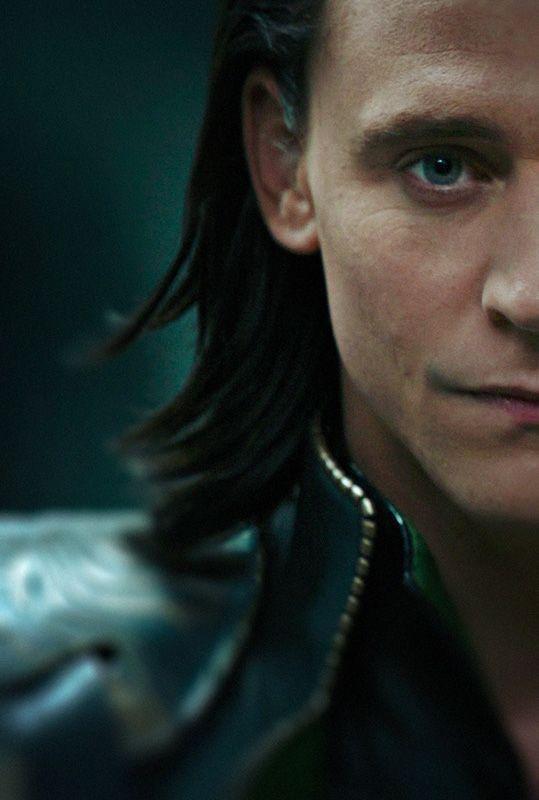 Loki Close up