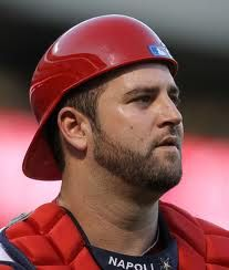 He'll always be an Angel to me, Mike Napoli !