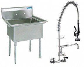 Stainless Steel Utility Sink With Legs Foter With Images