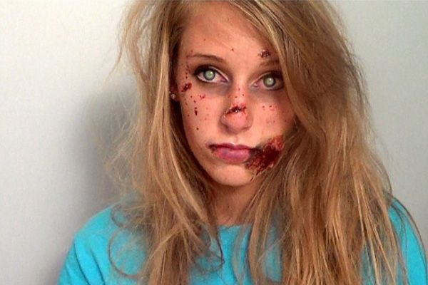 20 Amazing DIY Halloween Costumes You Can Actually Pull Off - walking dead halloween costume ideas