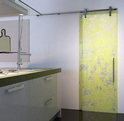 Attractive Modern Glass Doors By Italian Company OTC Doors Pictures