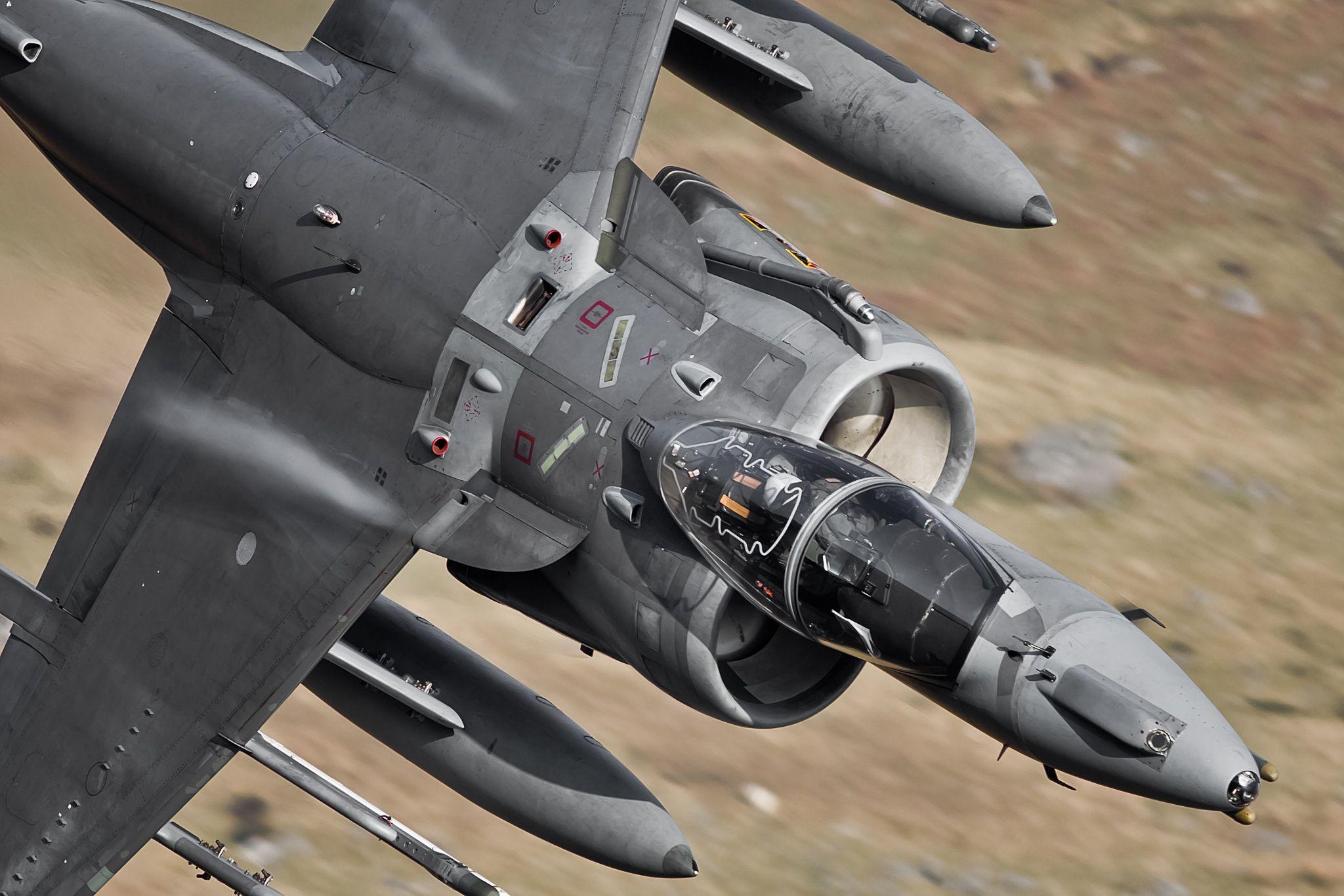 Photograph Royal Air Force Harrier GR9 by Darren Dawson on 500px