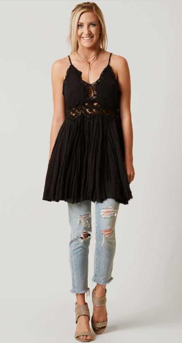843064fa622c Free People Ilektra Mini Dress - Women's Clothing | Buckle | Buckle ...