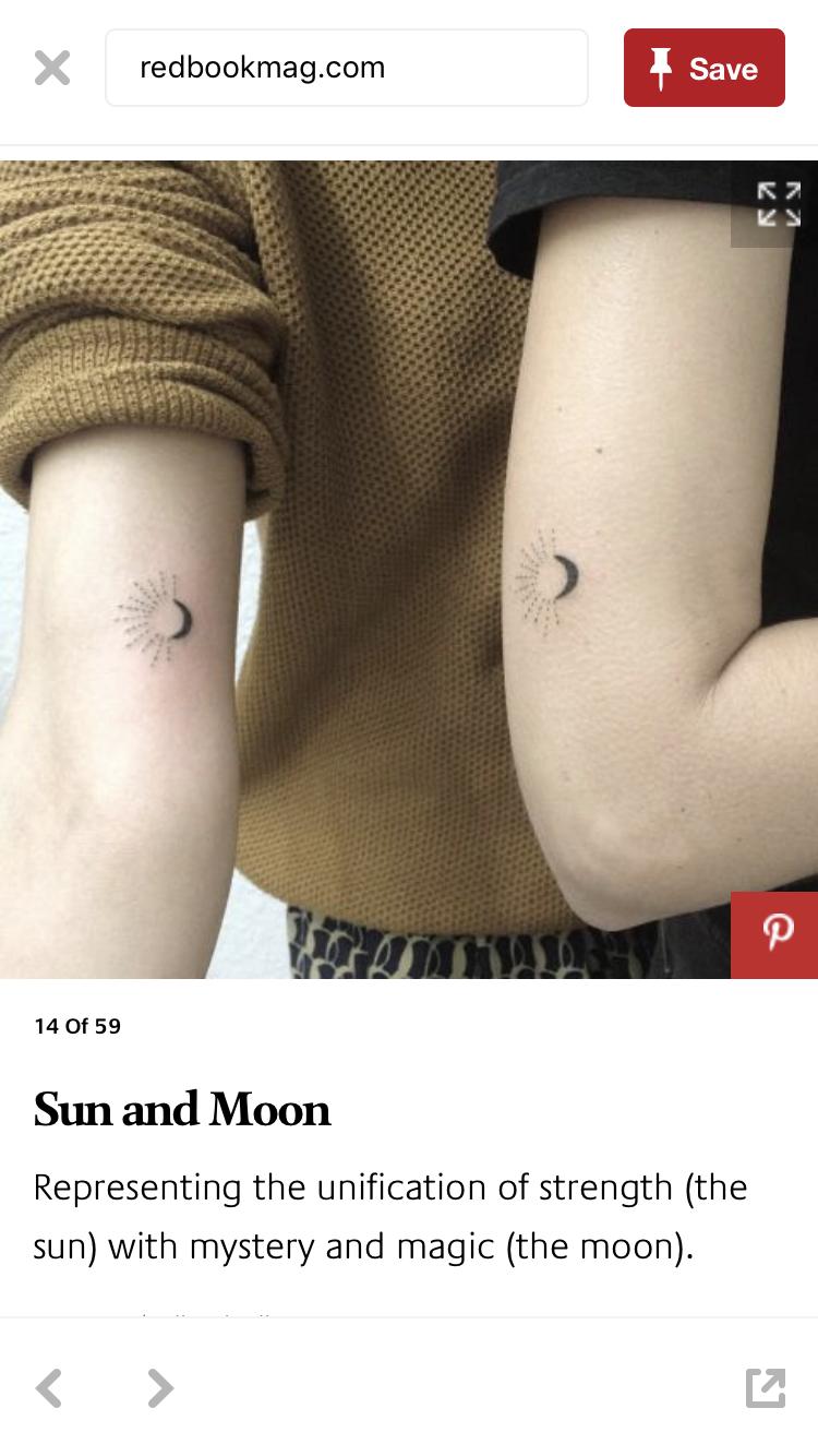Pin By Megan Beal On Tattoos Pinterest Tattoo - 20 beautiful matching tattoo designs that symbolise a couples loving bond