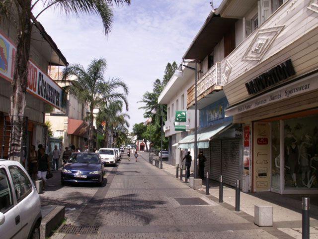 Ville De Saint Pierre Ile De La Reunion Ile Francaise Ville