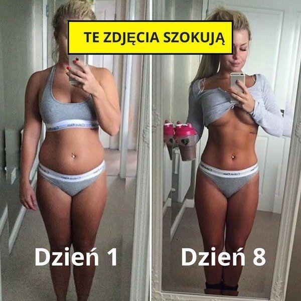 Najprostsza Dieta Świata i 2-3 kg mniej w tydzień