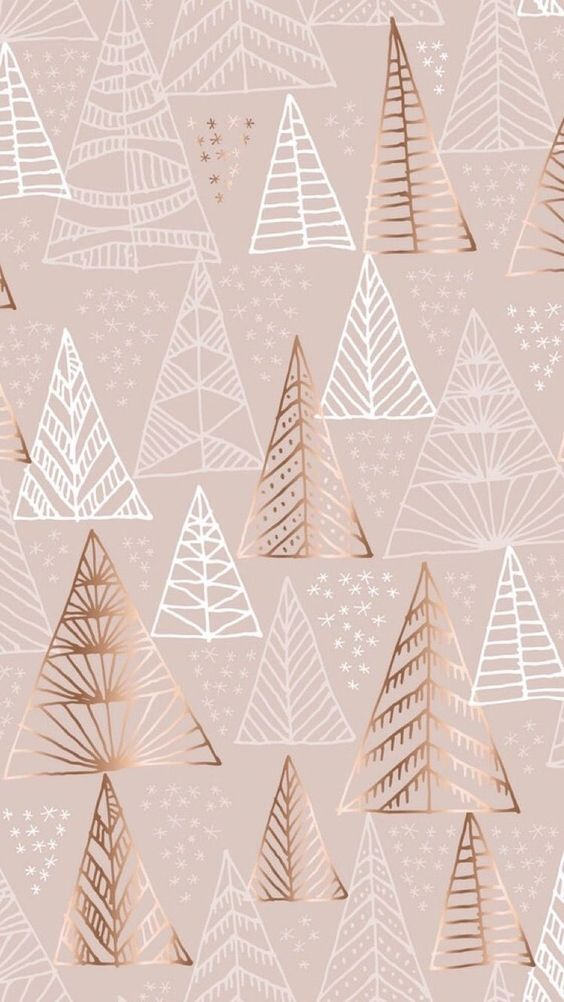 30 FREE Cheery Christmas Wallpapers For iPhone