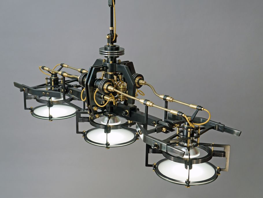 Perfect FRANK BUCHWALD MACHINE LIGHTS Exclusive design of lamps and light objects