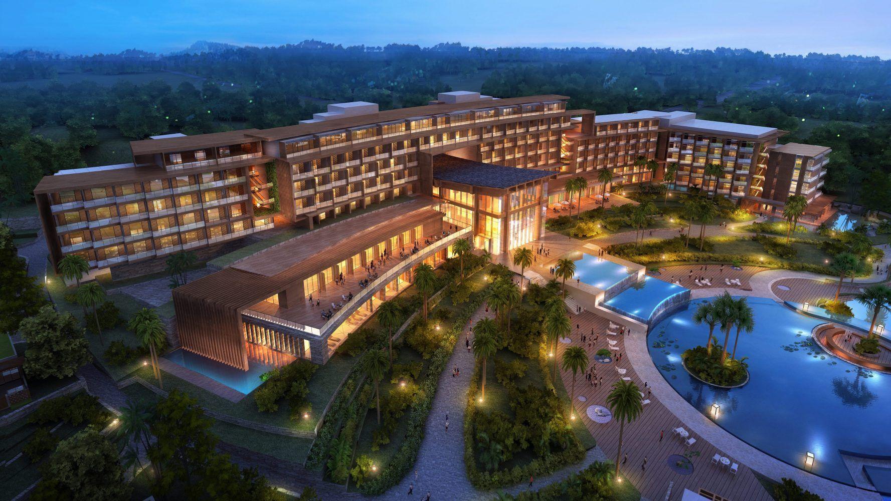 Xiamen Yuehwa Resort Hotel Resort Villa Hotel Project Architecture Hotels And Resorts