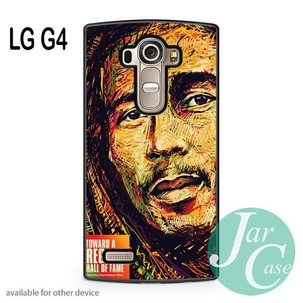 Bob Marley Art Reggae 2 Phone case for LG G4 and other cases
