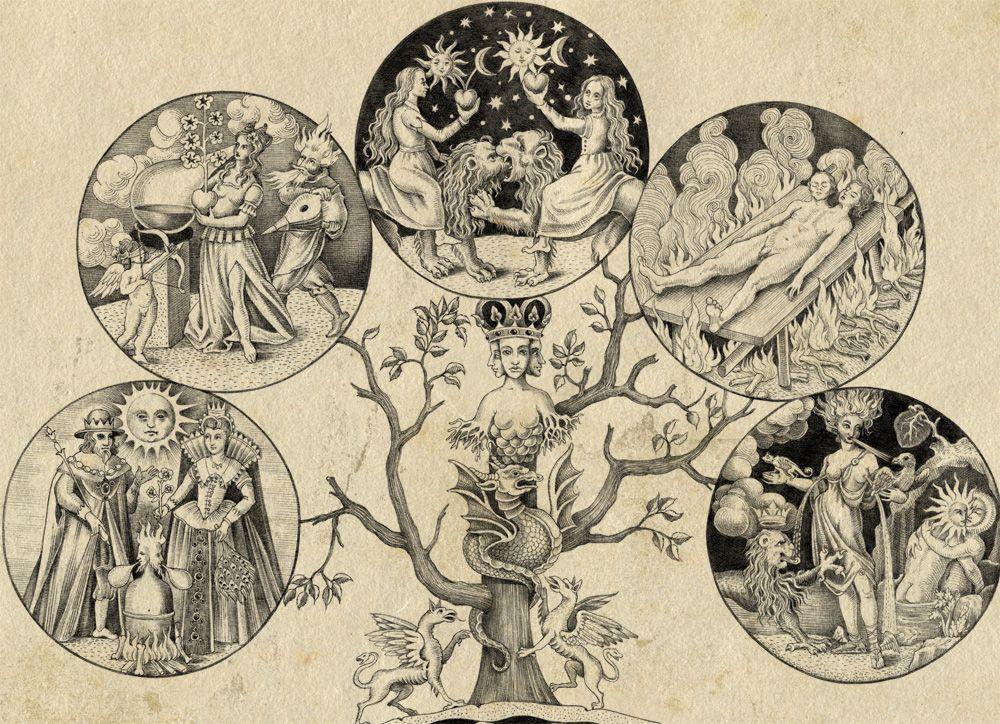 Sveta Dorsheva - The Alchemyst.