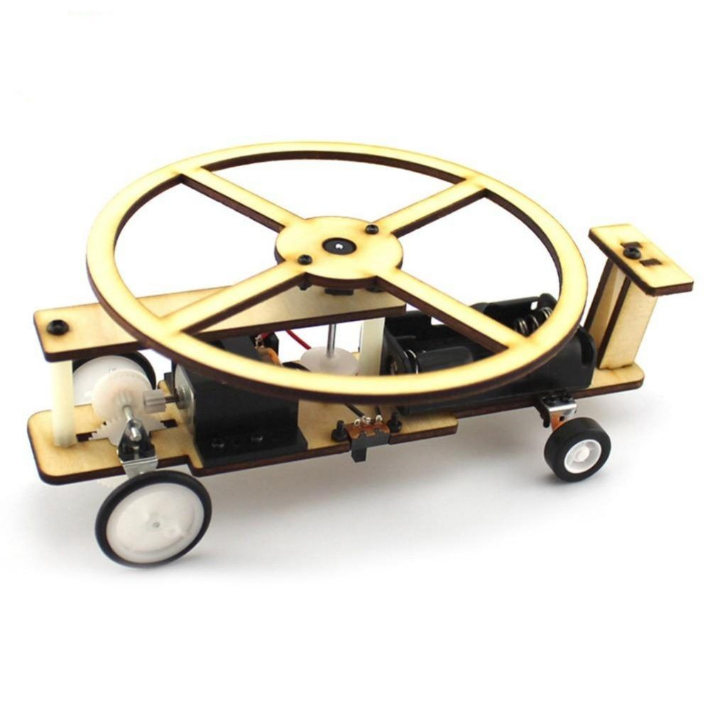 Electric Wooden Helicopter Model Building Kit In 2019 Hobbies