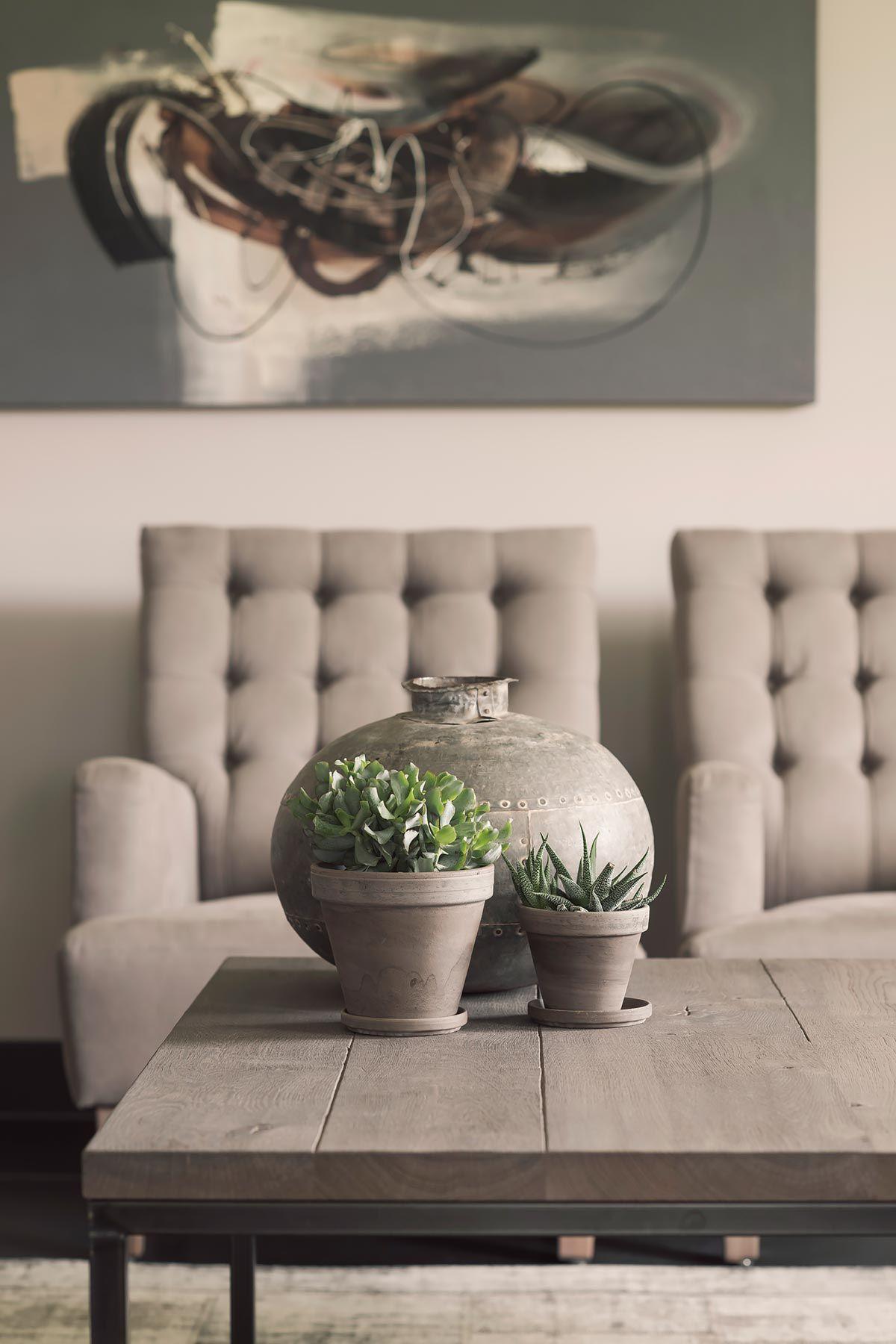 Decoratie salontafel modern landelijk for Design decoratie woonkamer