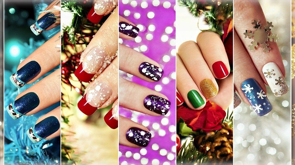 15 Spring Nail Designs Pretty Art Ideas 2019 Christmas Diy