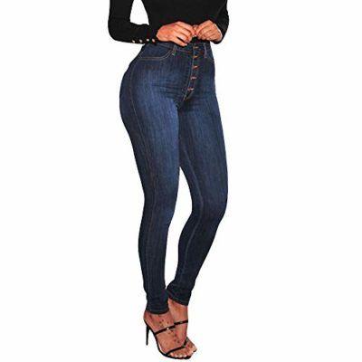 7fdc77065d Jeans Acampanados Mujer