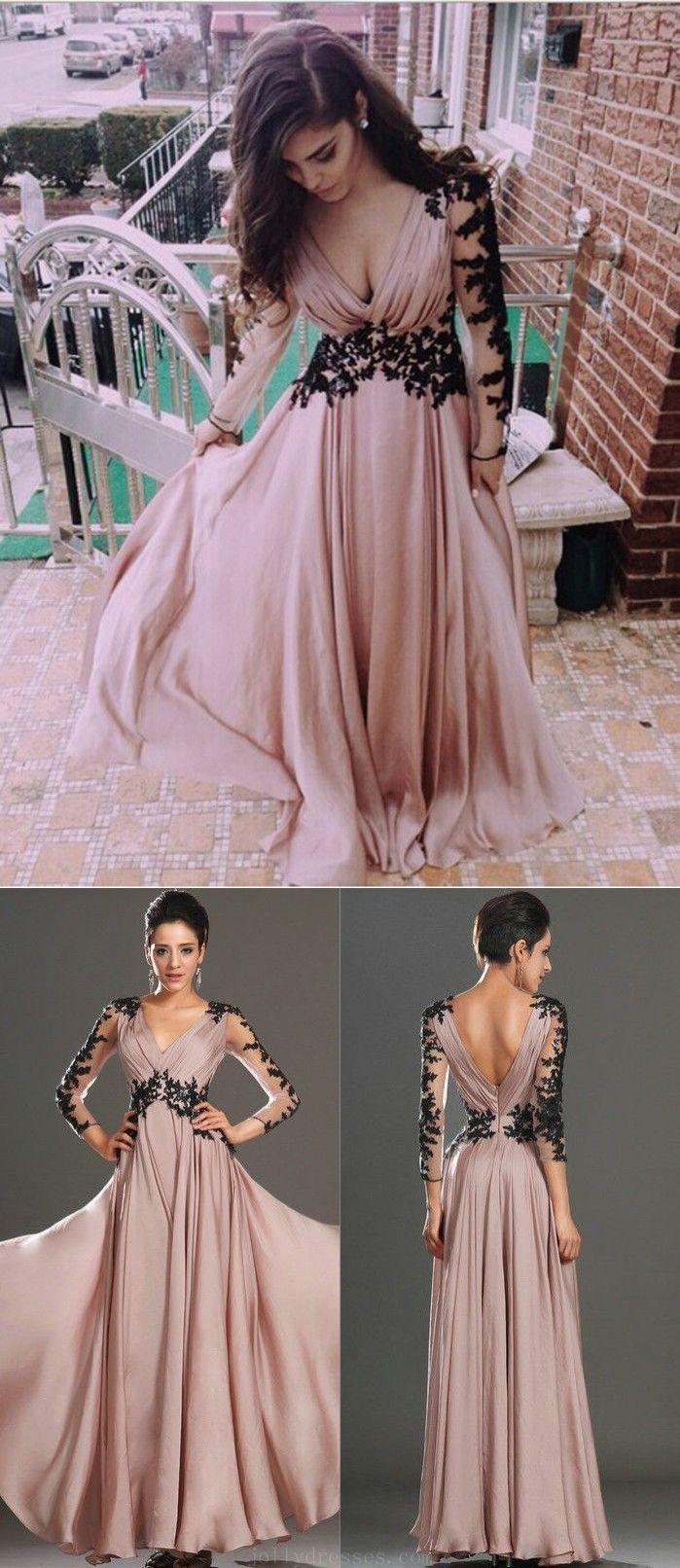 Discount excellent pink prom dresses prom dresses chiffon black