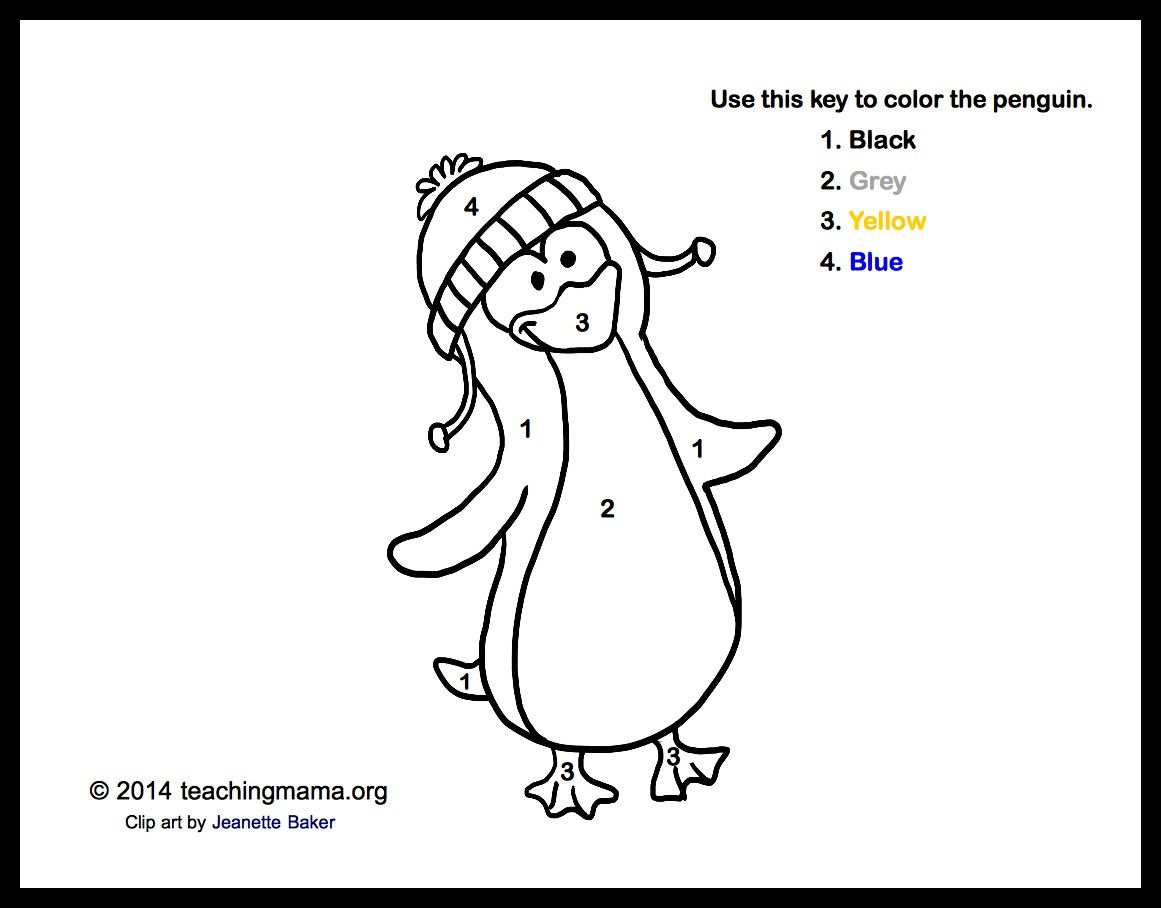 P Is For Penguins Letter P Printables