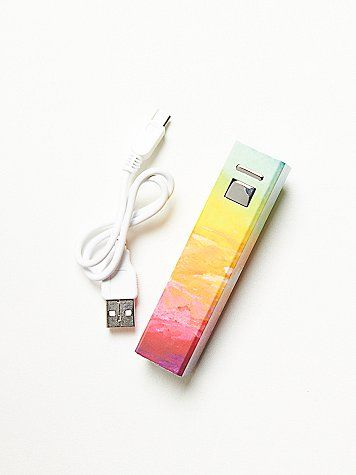 Portable Phone Charger  freepeople  5f6737e7d0