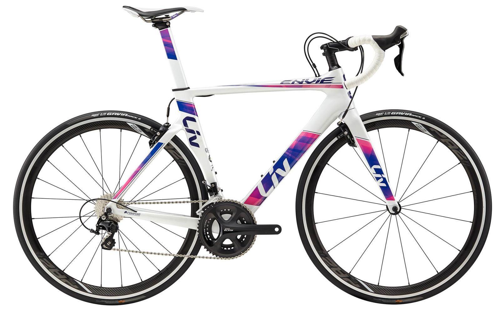 852fa04b Giant Liv Envie Advanced 2 Womens Road Bike - Small (ex Display ...