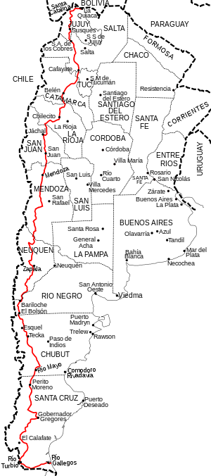 Route nationale 40 argentine maps pinterest argentina route nationale 40 argentine gumiabroncs Gallery