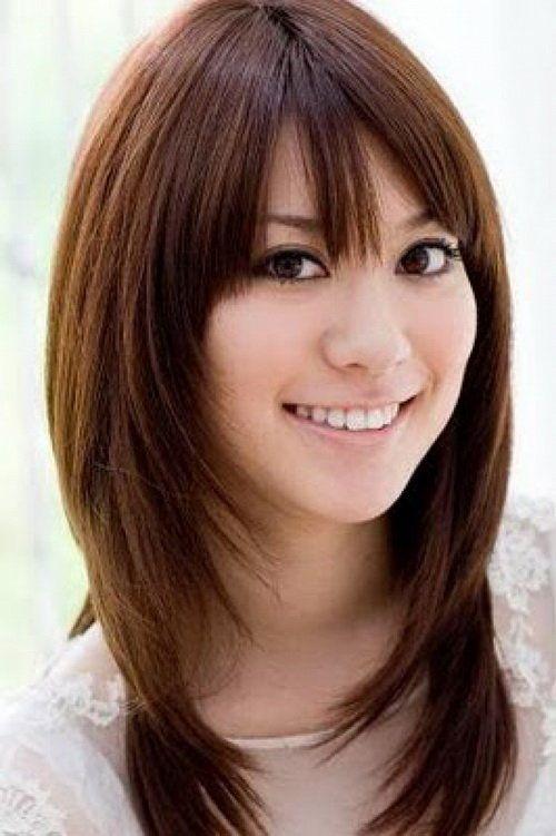 long wavy hairstyles 2013 asian medium long hairstyles