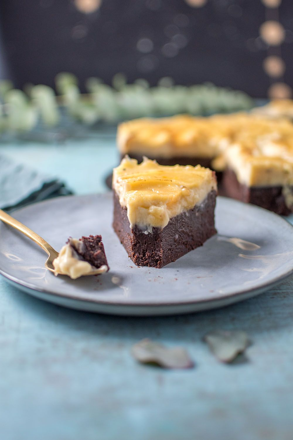 Photo of Crème brûlée Brownie: from in the chocolate sky ⋆ Crusher stub …