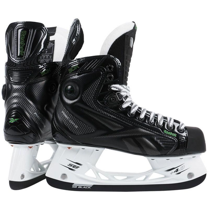 reebok 50k skates. reebok ribcor 30k pump sr. ice hockey skates 50k