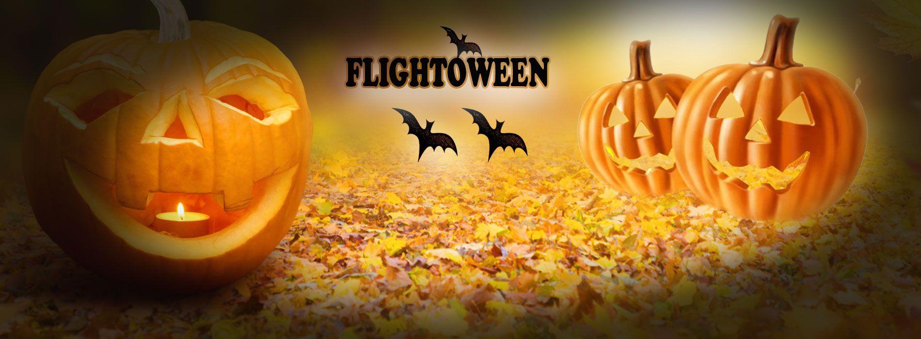 Cheap Halloween Flights, Halloween Air Travel Deals 2019