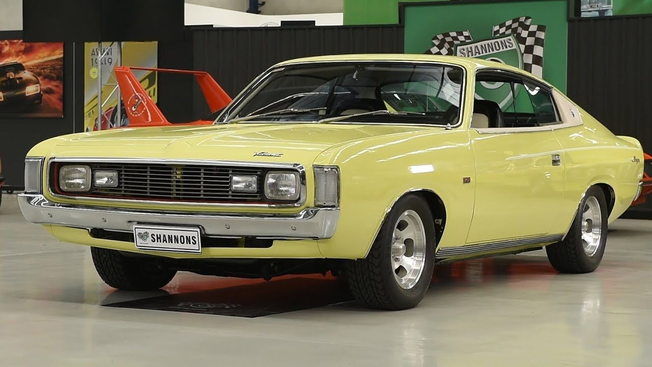 1972 Chrysler Vh E55 Charger 770se Coupe 2018 Shannons Melbourne