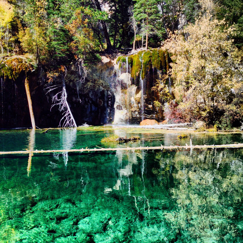 Hanging Lake Glenwood Springs Colorado Colorado Cool Places To