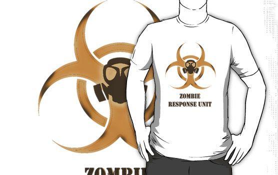 Zombie Response Unit by docdoran