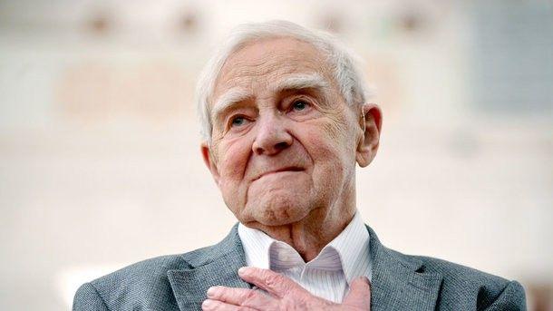 The writer Daniil Granin has died