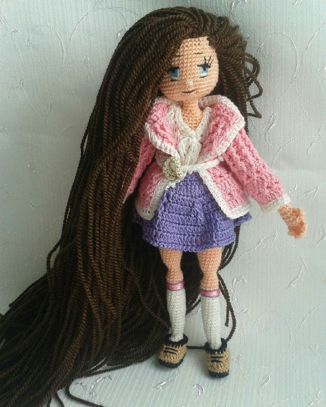 Made by amigurumi-yuliya-hamzina ♡