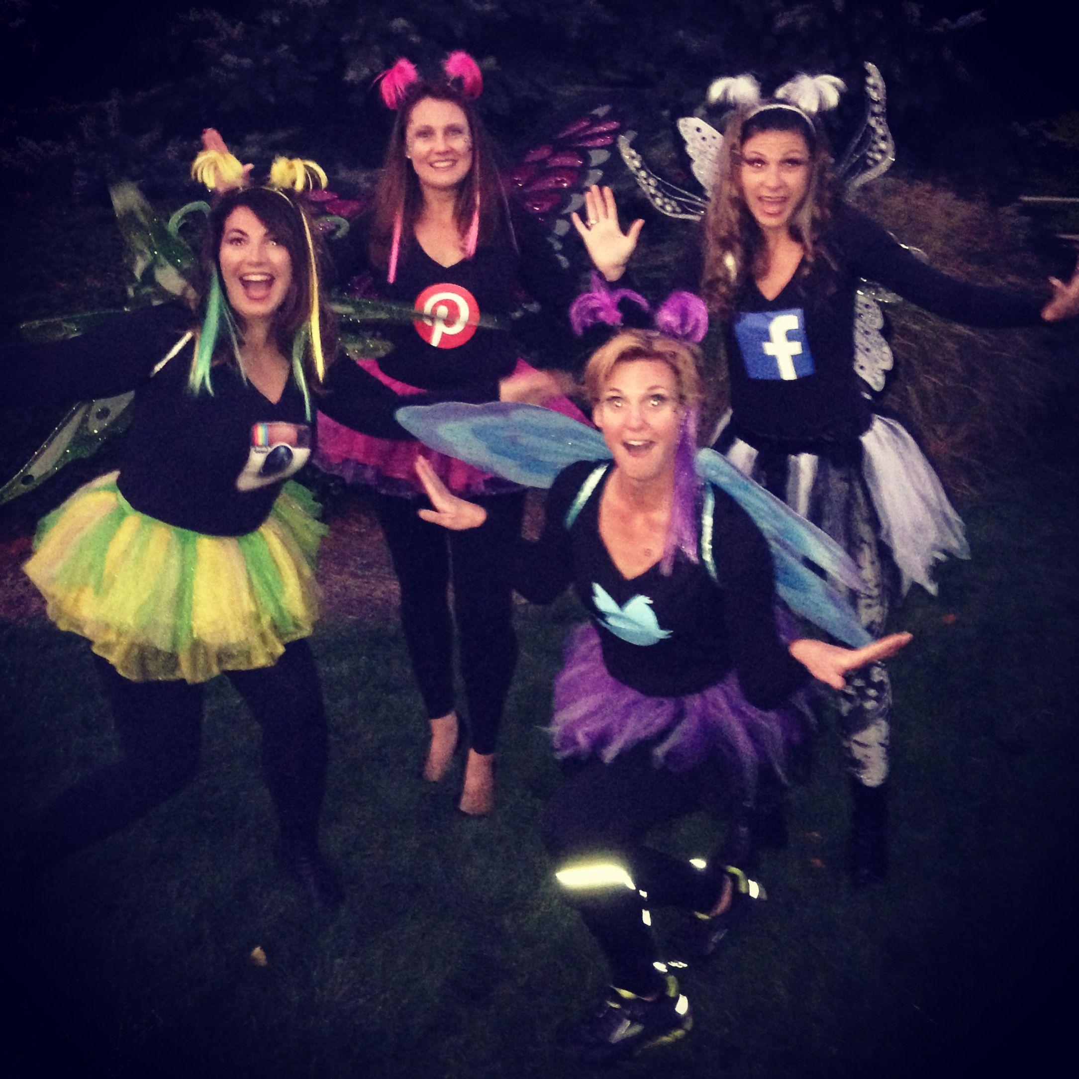 Social Butterfly Halloween Costume | holidays | Pinterest ...