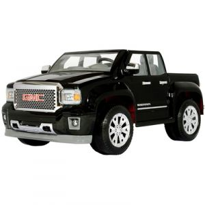 Aria Child 12v Ride On Gmc Sierra Truck Toy Cars For Kids Gmc Sierra Denali Gmc Trucks Sierra