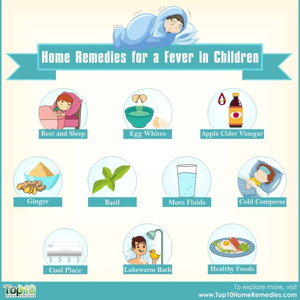 Natural Ways to Treat Your Baby's Cold