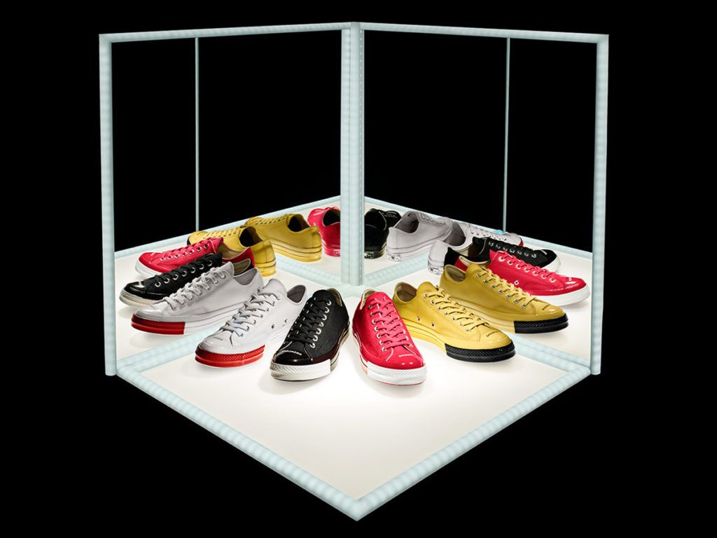 1631dbcf183c ORDER DISORDER  Converse X Undercover Chuck 70 Collection
