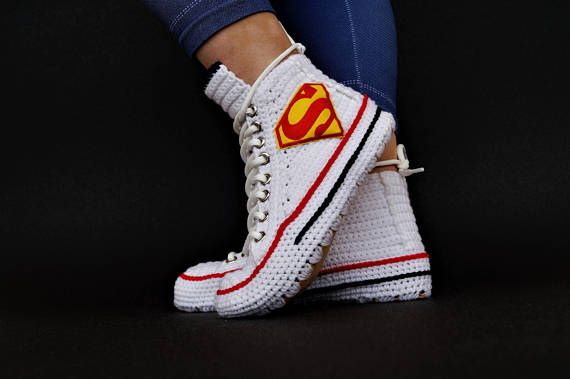 Pin on Superman Converse Shoes