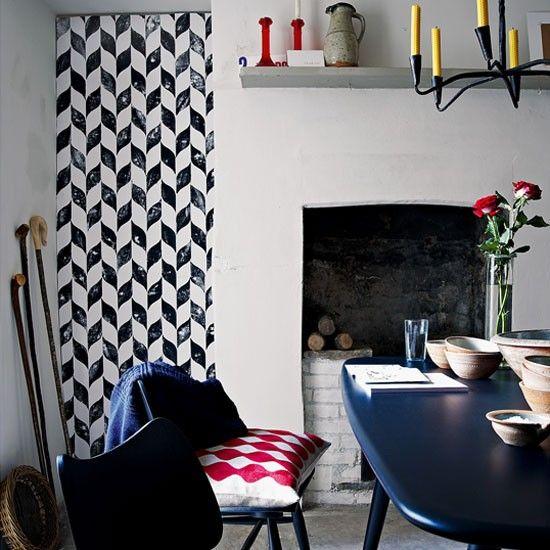 Creative Uses Of Wallpaper In Any Room Beautiful Bedroom Designs Bedroom Design Home