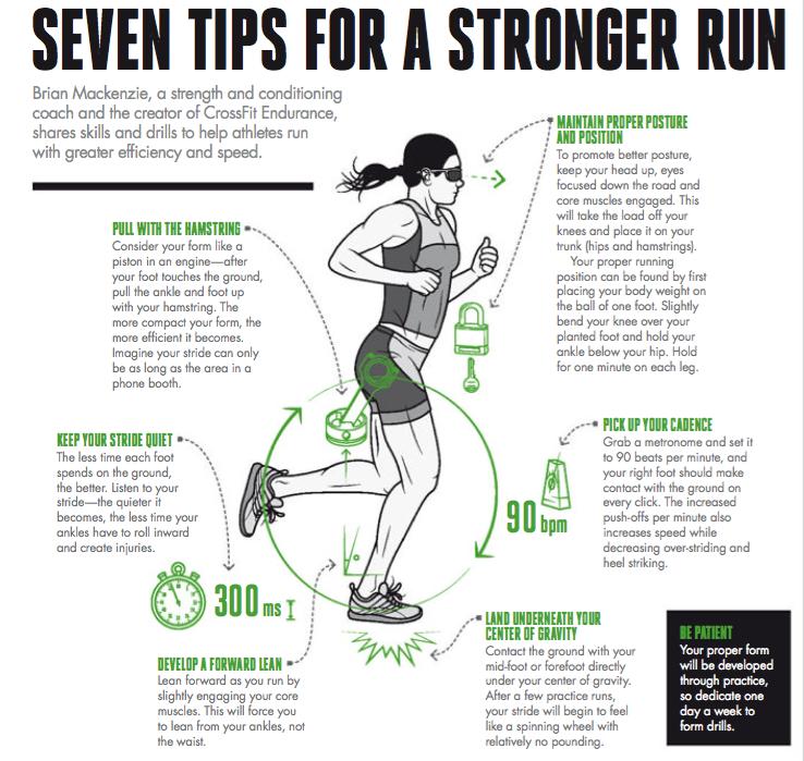 Stronger Run