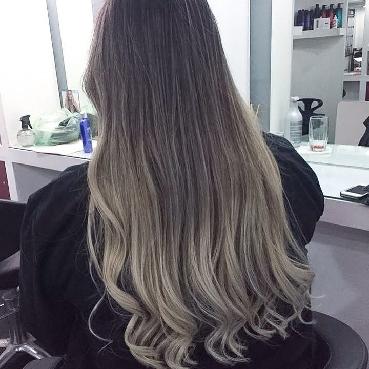 how to get silver hair color