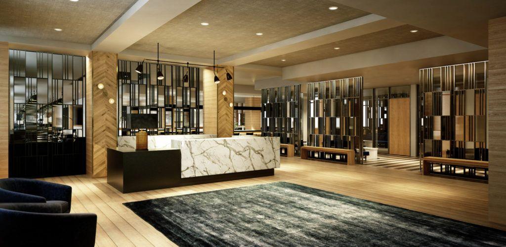 Lobby1 Oxford Athletic Club Luxury gym, Best gym, Gym