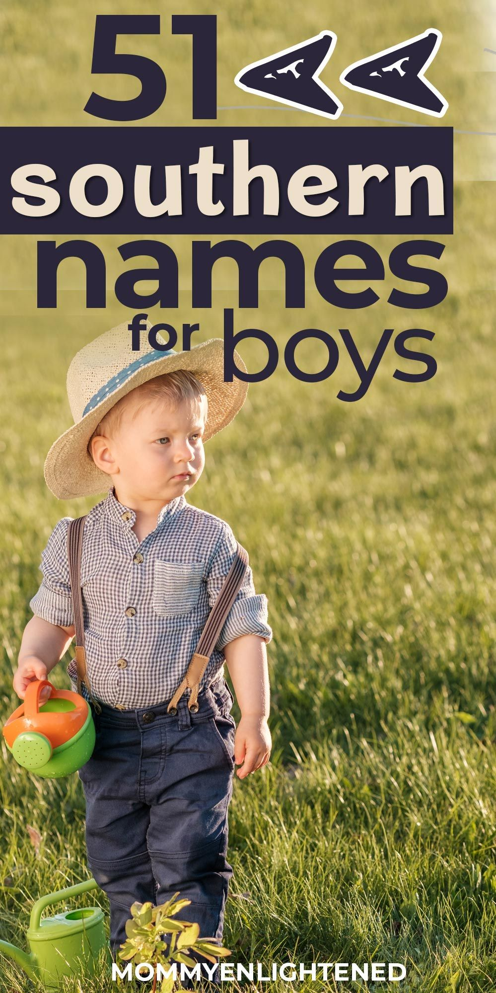 100+ Southern Boy Names (+meanings and origins ...