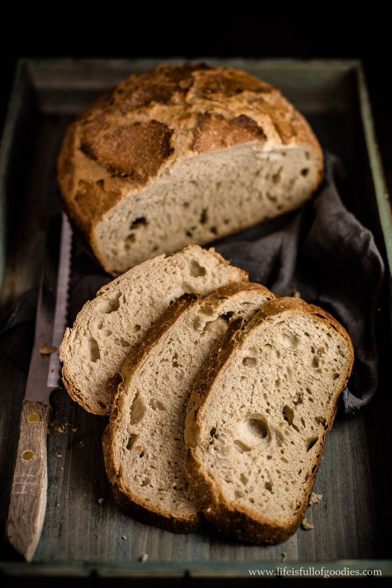 Photo of Pot bread – a super simple recipe made from yeast dough – Life Is Full Of Goodies