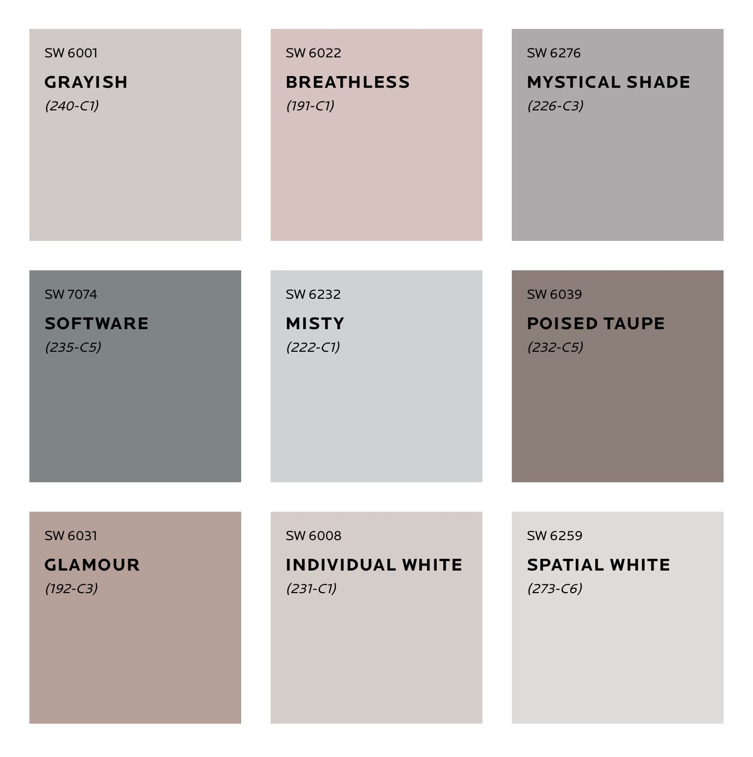 Colour Trends For 2020 Sherwin Williams Forecast Flamingo Cocktail Paint Colors For Home Trending Paint Colors Trending Decor
