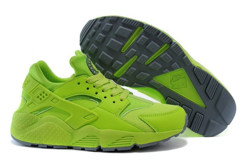Nike Air Huarache Volt Fierce Green